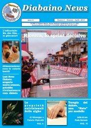 Gennaio-Aprile 2013 - Diabaino.org