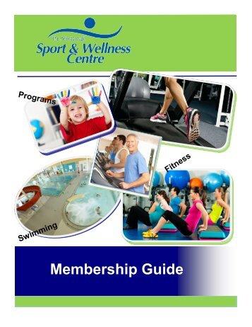 Fun Family Fitness Membership Guide