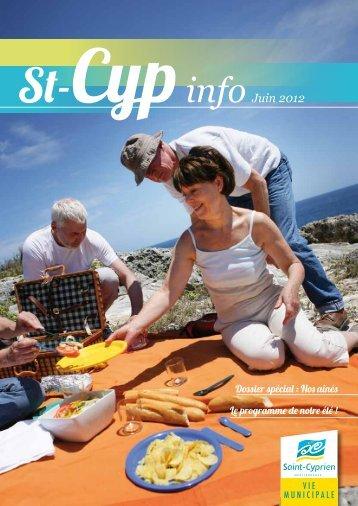 St-CypinfoJuin 2012 - Ville de Saint Cyprien