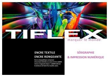 Télécharger notre fiche produit (PDF, 335 Ko) - Tiflex
