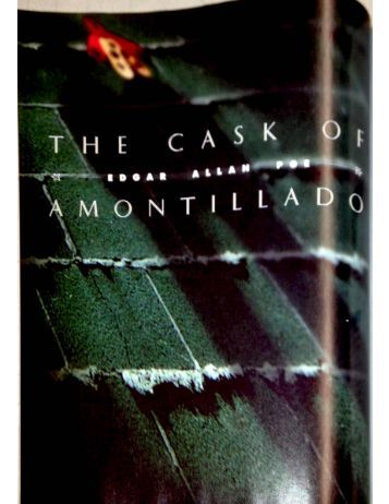cask of the amontillado pdf