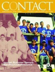 Summer 2002 - Steinhardt Foundation