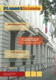 anno XII - numero 1 - Direzione regionale Piemonte - Agenzia delle ...
