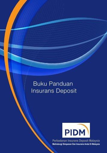 Buku Panduan Insurans Deposit - PIDM