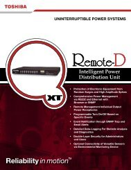 remote-d brochure.pdf - United Power & Battery