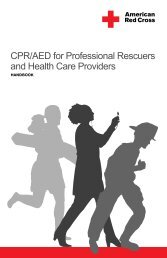 CPR/AED for Professional Rescuers and Health Care Providers