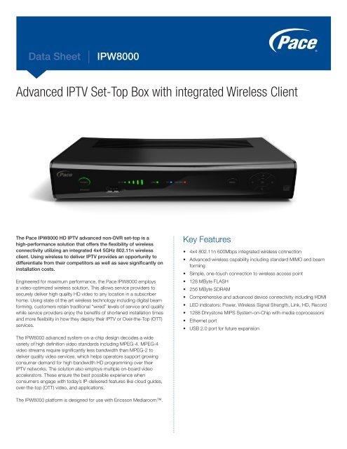 Mediacom Pace Cable Box Manual - Somurich com
