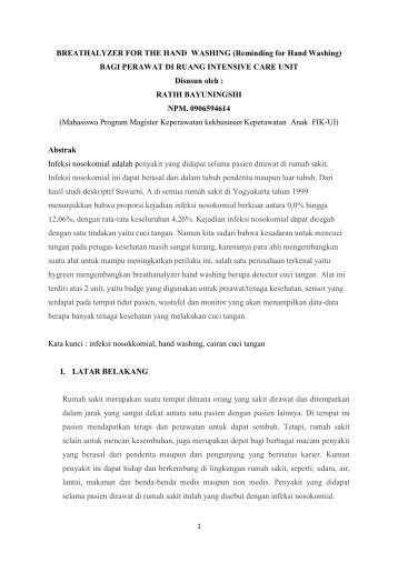TUGAS UTS SIM. RATIH B.pdf - FIK UI