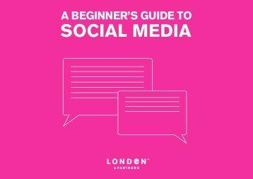 SOCIAL MEDIA - London & Partners