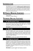 • Power woofer manual - Page 4