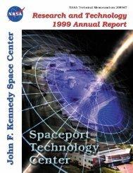 1999 - Kennedy Space Center Technology Transfer Office - NASA