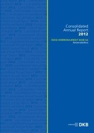 Consolidated Annual Report 2012 - Dexia.com