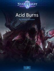 Acid Burns