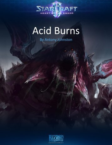 Acid Burns