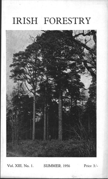 Download Full PDF - 16.99 MB - The Society of Irish Foresters