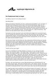 Artikel der Mindelheimer Zeitung - Feuerwehr Bad Wörishofen