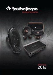 Rockford Fosgate - Audio Design GmbH