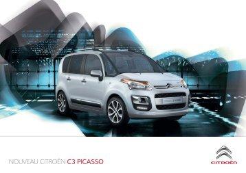 CITROËN C3 PICASSO - Groupe Dallard