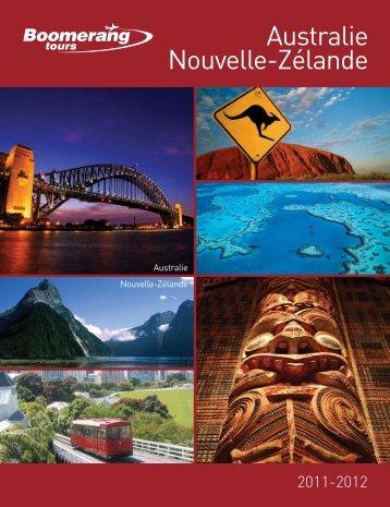 Australie Nouvelle-Zélande