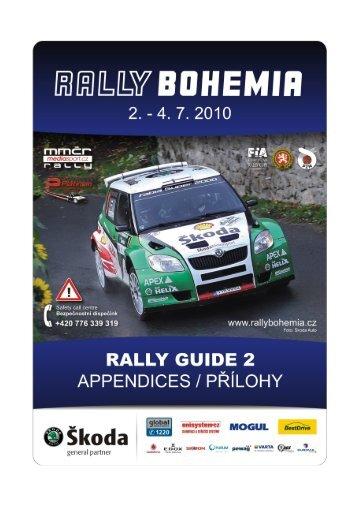 ĚłĚHLILVBIIHEMIII - Rally Bohemia