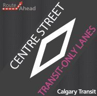 Centre Street Front Page - Calgary Transit