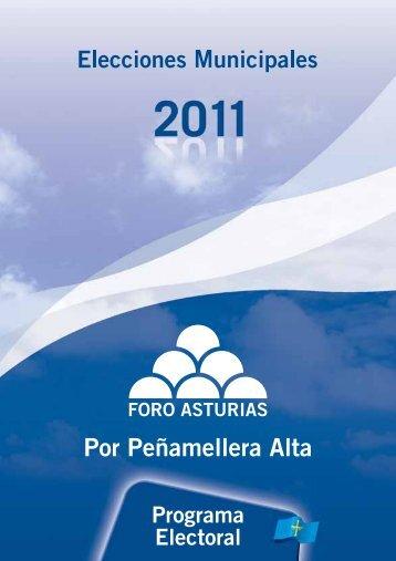 Por Peñamellera Alta - El Comercio