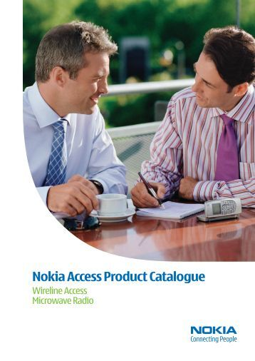 Nokia Access Product Catalogue - Mic  Data
