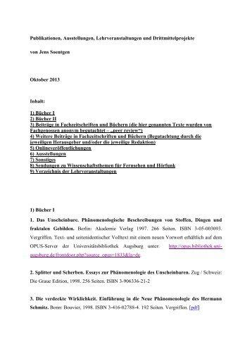 publikationen_js_2013 - WissenschaftsZentrum Umwelt - Universität ...