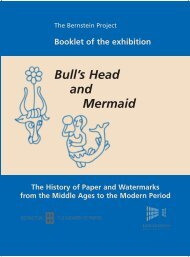 Bull's Head and Mermaid - The Bernstein Project - Österreichische ...