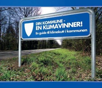 Din kommune en klimavinner - Zero