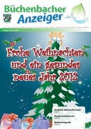 Januar 2012 - Gemeinde Büchenbach