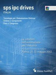 SPS IPC Drives Italia 2013 - Festo