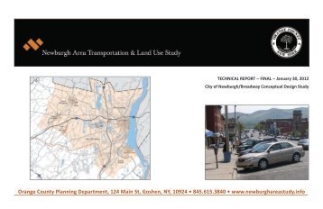 Broadway Conceptual Design Study, Technical Report, Jan. 2012