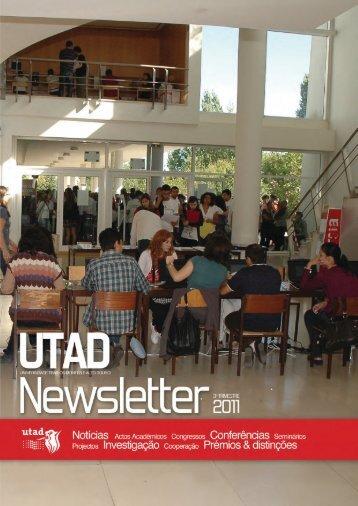 Newsletter N.3 - 2011 - Utad