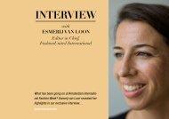 exclusive interview - Zeitgeist