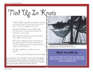 Tied Up In Knots - NOAA Celebrates 200 Years of Science, Service ...
