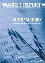 auf dem index die leitindizes für den cfd-handel (teil i) - Hanseatic ...