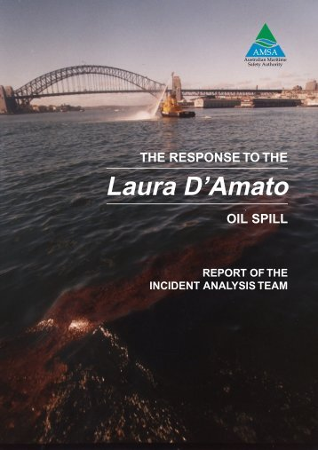 Laura D'Amato - Australian Maritime Safety Authority