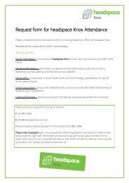 ECC Attendance Log and Discrepancy Form - Community