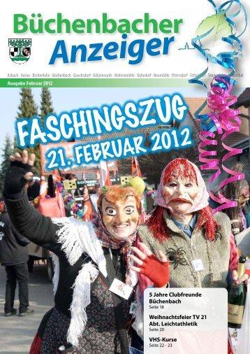 Februar 2012 - Gemeinde Büchenbach