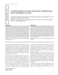 Efectividad biológica de los herbicidas imazethapyr y clorimuron etyl ...