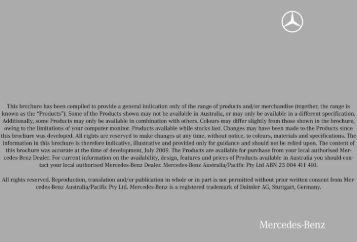 2009/2010 - Mercedes-Benz