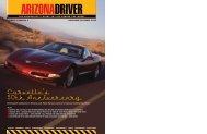 Corvette's 50th Anniversary Corvette's 50th Anniversary