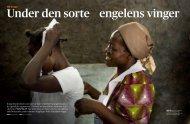 Kongolesiske jenter som har har klart å rømme fra ... - Flyktninghjelpen