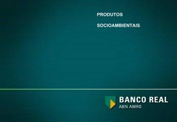 PRODUTOS SOCIOAMBIENTAIS - ASEC