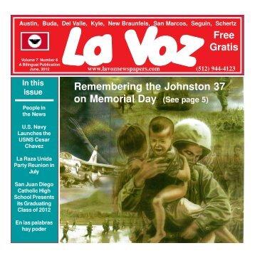 La Voz de Austin second JUne 2012.pmd - La Voz Newspapers