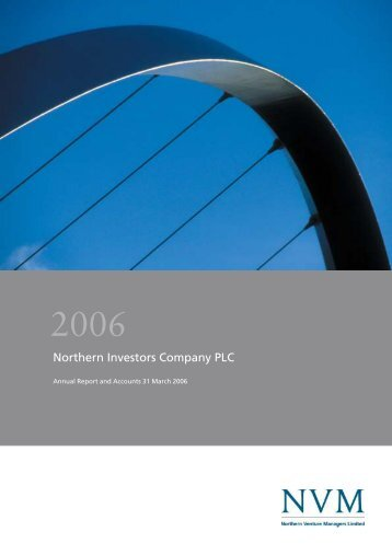 Annual report and financial statements - NVM Private Equity