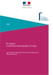 EU support to the Democratic Republic of Congo - Egmont