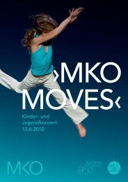 MKO MOVES‹