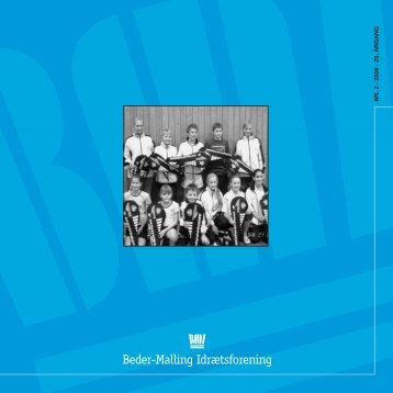 Bmi bladet 2 - Beder-Malling Idrætsforening